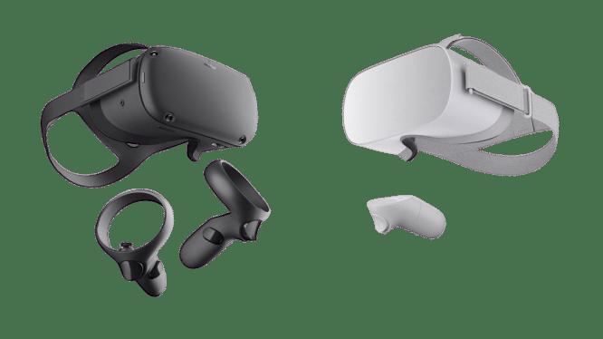oculus go et quest
