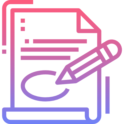 icone rédaction contenu