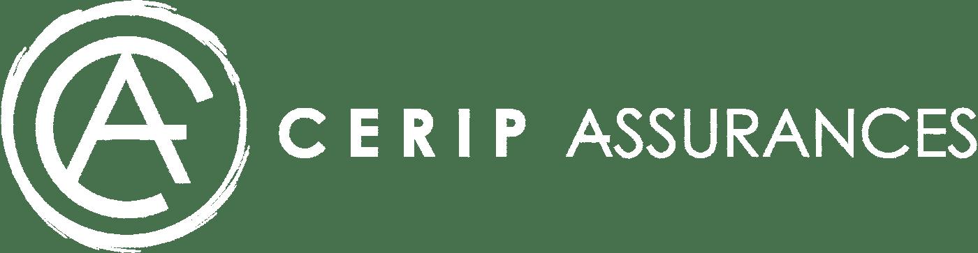 création logo cerip assurances
