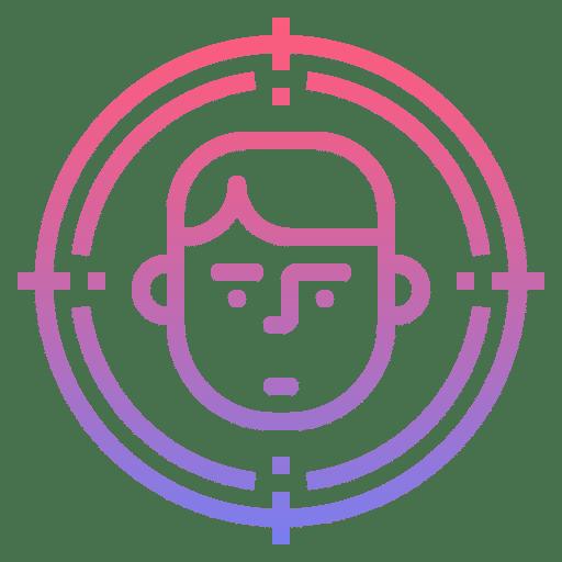icone cible recrutement