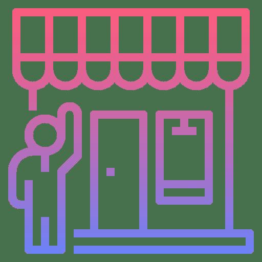 icone animation commerce