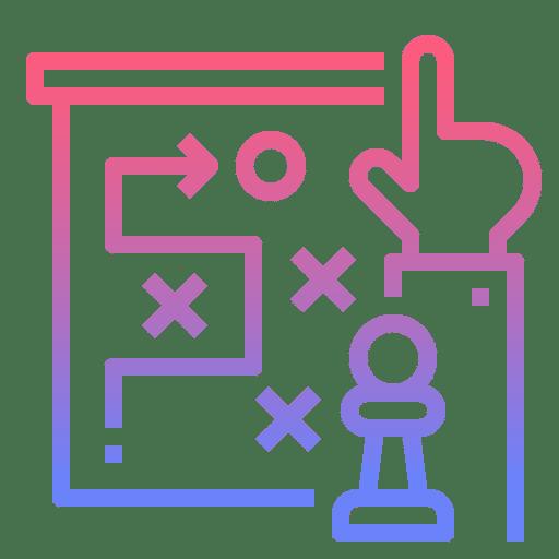 icone stratégie digitale